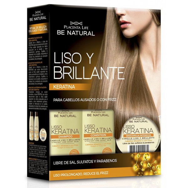 Pack Liso y Brillante