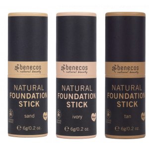 Natural Foundation Stick Base de Maquillaje