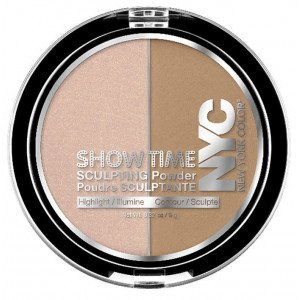 Showtime Sculpting Powder Contorno e Iluminador Brunette