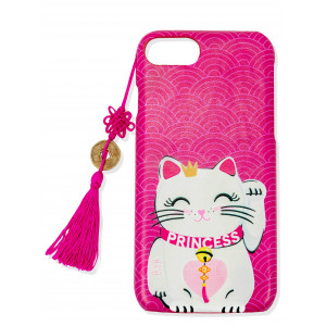 iPhone 7 Cuki Cat Funda Para Móvil
