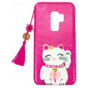Samsung S9 Plus Cuki Cat Funda Para Móvil