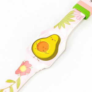 Aguacate Reloj Digital Puterful