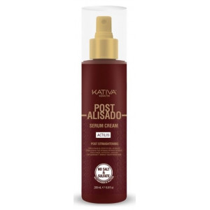 Serum Crema Post Alisado