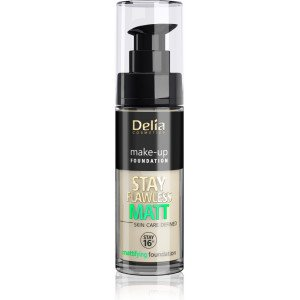 Base de Maquillaje Stay Flawless Matt 401 Ivory
