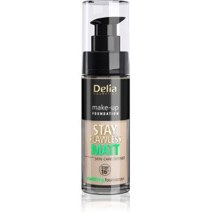 Base de Maquillaje Stay Flawless Matt 405 Peach Natural
