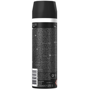 BLACK Desodorante Spray