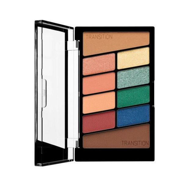 Stop Playing Safe Color Icon Eyeshadow 10 Pan Palette