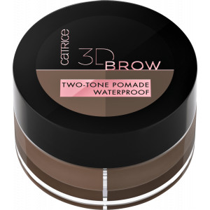 3D Brow Two-Tone Pomada para Cejas 010 Light to Medium