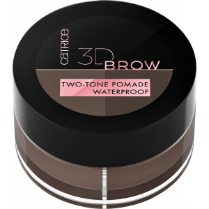 3D Brow Two-Tone Pomada para Cejas 020 Medium to Dark