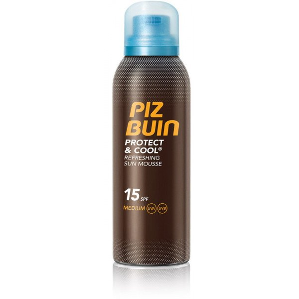 Protect And Cool Sun Mousse SPF15