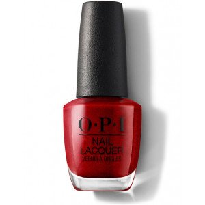 Nail Lacquer Colección Rojos An Affair in Red Square