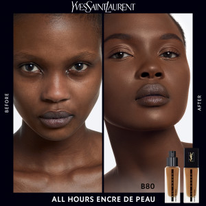 All Hours Foundation Yves Saint Laurent B80