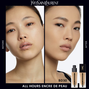 All Hours Foundation Yves Saint Laurent BD30
