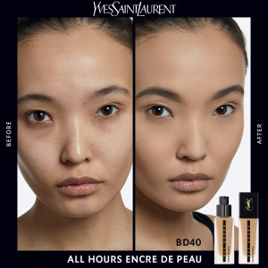 All Hours Foundation Yves Saint Laurent BD40