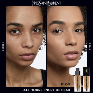 All Hours Foundation Yves Saint Laurent BD50