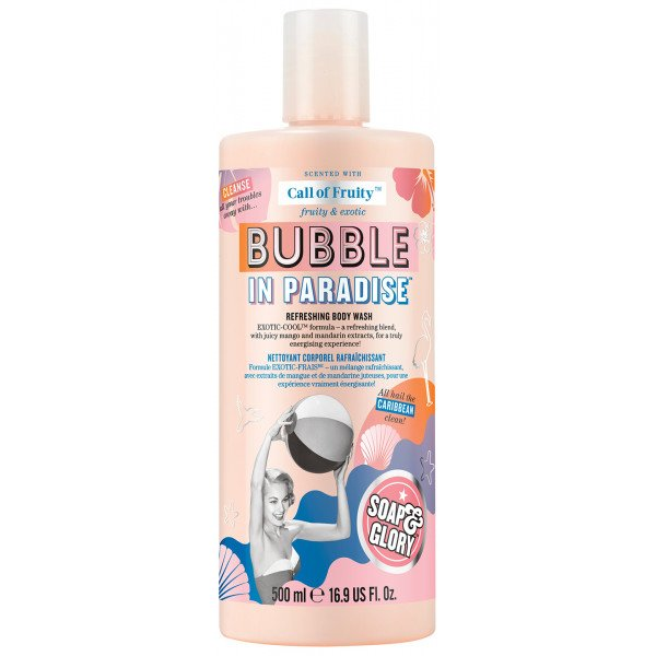 Gel de Ducha Bubble In Paradise