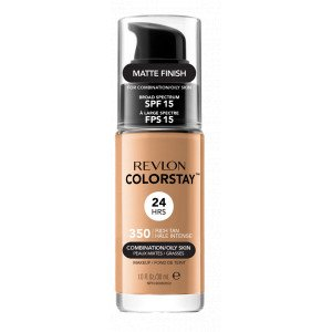 COLORSTAY Base de Maquillaje Piel Mixta a Grasa 350 Rich Tan