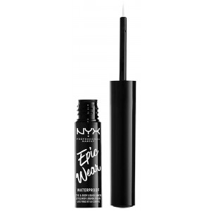 Epic Wear Eyeliner líquido semi permanente White
