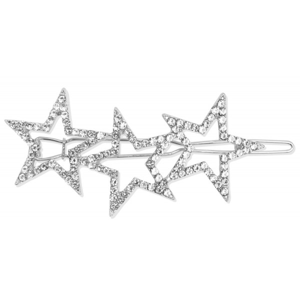 Clips Estrellas con Strass Porporaporpita by Princess Plata