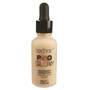 Base de Maquillaje Pro Glow Foundation Ivory