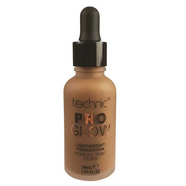 Base de Maquillaje Pro Glow Foundation Mocha