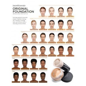 Original Foundation SPF15 Base de Maquillaje