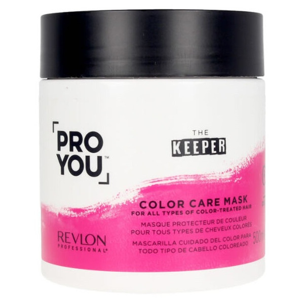 Pro You The Keeper Mascarilla Capilar Cuidado del Color