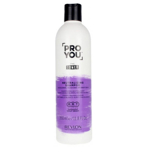 Pro You The Toner Champú Neutralizador