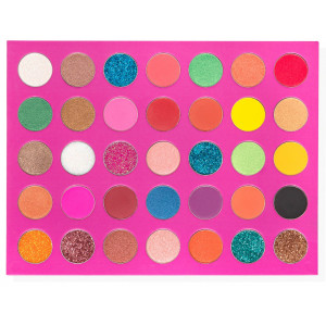 Princess Loves Krash Neon Crush PRO Palette
