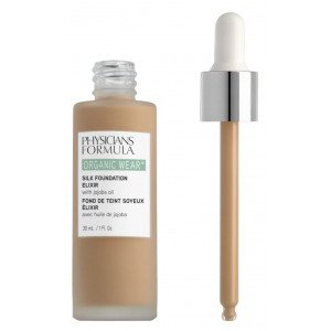 05 Medium0 Organic Wear Silk Foundation Elixir Base de Maquillaje