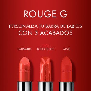 Rouge G The Sheer Shine Lipstick 25