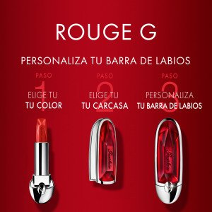 Rouge G The Sheer Shine Lipstick 588
