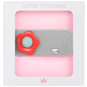 Little Princess Clip Setentero Gris