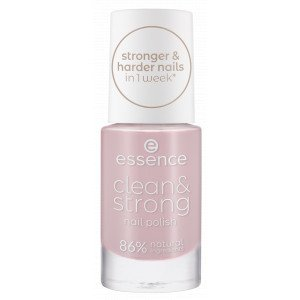 Clean & Strong Nail Polish Esmaltes de Uñas 02 Moony Fog