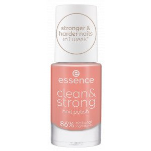 Clean & Strong Nail Polish Esmaltes de Uñas 04 Brisk Dawn