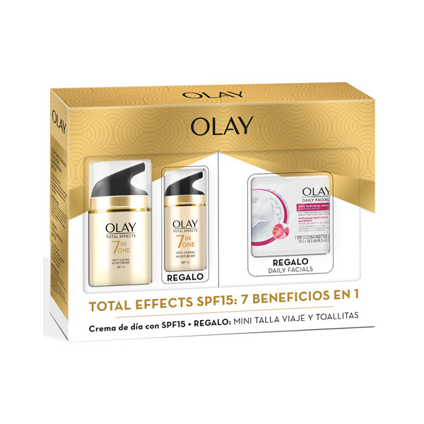 Pack Olay Total Effects