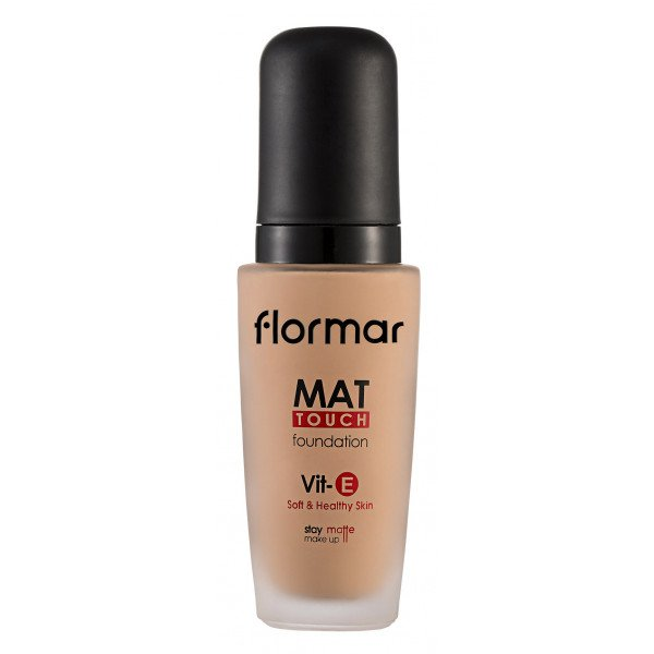 Mat Touch Foundation Base de Maquillaje 301 Soft Beige
