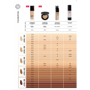 Synchro Skin Luminizing Glow Foundation Base de Maquillaje