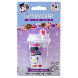 Bálsamo Holiday Beverage Cup Snowman