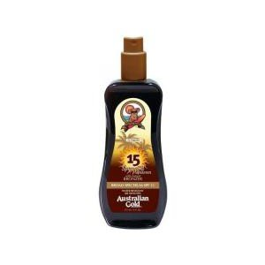 Sunscreen Spray Gel Bronzer