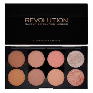 Ultra Blush Palette Hot Spice