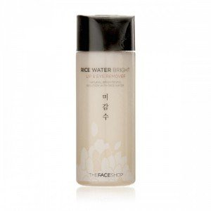 RICE WATER BRIGHT LIP & EYE REMOVER