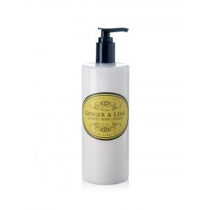 Ginger & Lime LUXURY BODY LOTION
