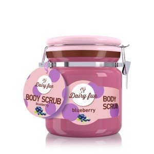 Blueberry Body Scrub Exfoliante Corporal