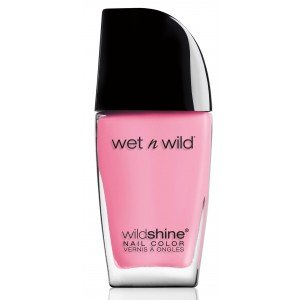 Tickled Pink Wild Shine Nail Color Otoño