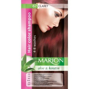 67 Claret Hair Color Shampoo