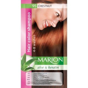 95 Chestnut Hair Color Shampoo