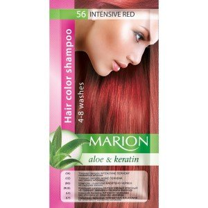 56 Intensive Red Hair Color Shampoo