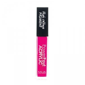 Infinity Power Pout Acrylic