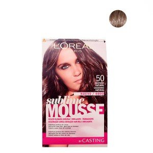 500 Castaño Natural CASTING SUBLIME MOUSSE